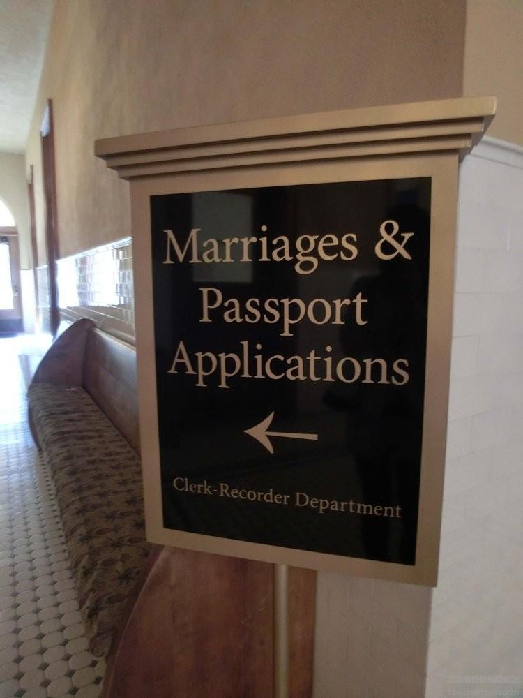 橙县结婚攻略: 一个工作人员完成全部流程-美国精品资讯