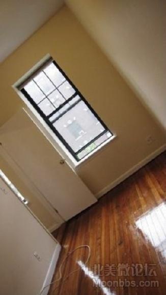 出租的主卧室