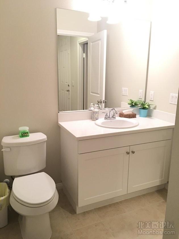 一楼独立卫浴