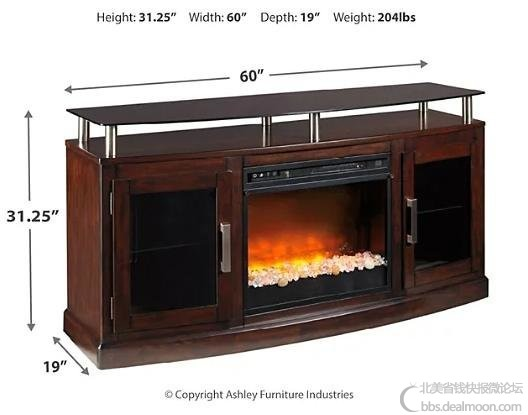 TV Stand With Electronic Fireplace 2.PNG