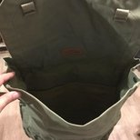 #经验#军绿色包包