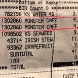 costco caffe monster标错价了?
