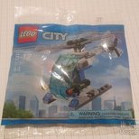 Lego 30351 Police Helicopter