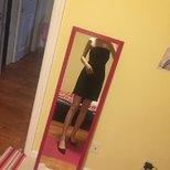 让我再晒个裙子和鞋吧