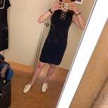 今天去tjmaxx淘宝贝啦+出席毕业典礼选裙子题