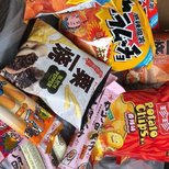 香港日本零食来一波!第一箱!!!