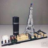 【乐高】Architecture系列的城市!!!