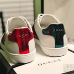 【2018情人节礼】Gucci爱心小白鞋