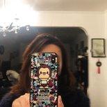 手机壳可爱吗