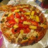 Costco 买的pizza还是很不错的