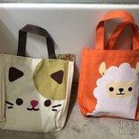 daiso超级可爱的动物小包包