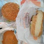 汉堡王线上订就送XL双层牛肉堡!