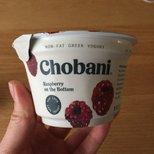 chobani 酸奶