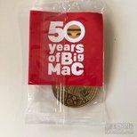 好不容易拿到的mac coin