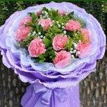 母亲节买束鲜花送给妈妈