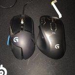 #经验#AKG 701和Logitech G700S