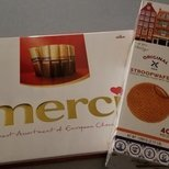 【most wanted】Merci 巧克力
