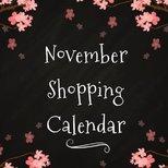 十一月主题晒货重要通知❥(^_-)