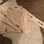 【sweater party】最爱白色和松松的毛衣