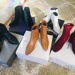 今年冬天有美鞋穿啦啦啦