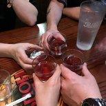 【减压】周五下午约个朋友喝个小酒