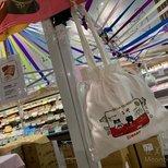 遇到Hmart台湾美食节东西太感人了!还有赠品是猫咪午餐包也超可爱的