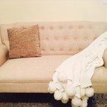 wayfair的1折小沙发到货啦