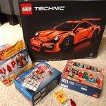 LEGO free gifts 乐高入店购