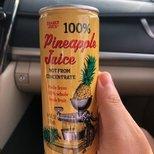 缺德舅的这个菠萝汁好好喝