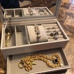 潘多拉满125送珠宝盒