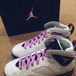 Air Jordan 7 终于有适合女孩子的鞋!