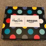 amazon充礼品卡送的袜子