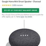 不要钱的google home mini使用初体验及一点点demo