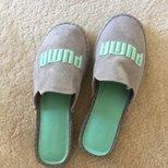 puma 的鞋子