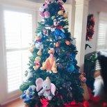 我家今年的圣诞树