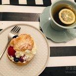 秋日里的下午茶