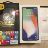 Walmart 送 300$ gift card 买到的iPhone X