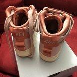 Nike AF 1樱花粉 在纠结留不留