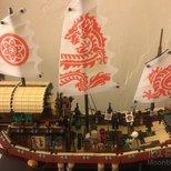 第一套lego海盗船