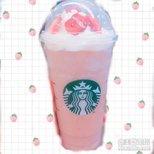 #经验#Pink Frappuccino 好喝!