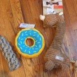 #晒货# tj家的狗狗玩具.