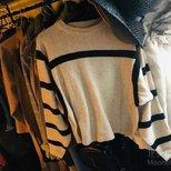 【winter wonderland】mango英伦毛衣+vintage 牛仔裤