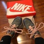 小鞋子到了