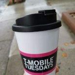 星期二的T-Mobile