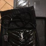 #经验# YSL黑色凹造型包