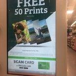Sam 's club 免费打印50张照片