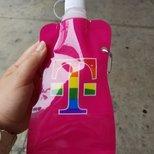T-Mobile拿的水瓶