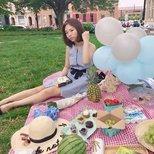 【减压】穿着小裙纸来野餐呐~