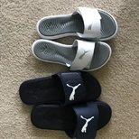 Costco 的 Puma 拖鞋