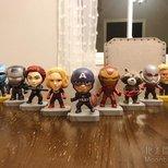 麦当劳Avengers大头娃娃